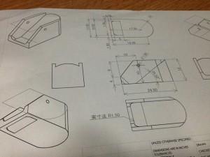 3DCADを使っての製図